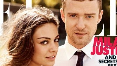 Justin Timberlake si Mila Kunis intr-un pictorial incendiar