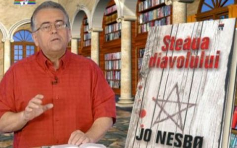 Tanara ucisa avea un diamant sub pleoapa, doar in thrillerul  Steaua diavolului  de Jo Nesbo