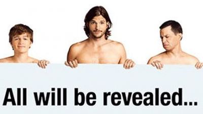 Ashton Kutcher, gol pentru serialul Two And A Half Men!