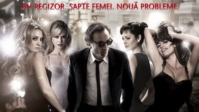 Pen eacute;lope Cruz, Marion Cotillard si Nicole Kidman fac show pe voyo.ro in  Nine