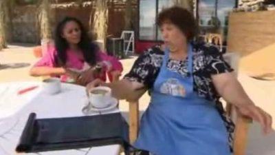 Doamna Bamboi despre iubitul lui Laurette:  Asa-i de tantalau?  Vezi VIDEO si afla de ce!