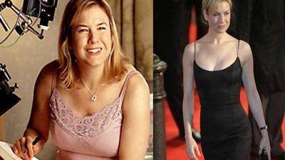Renee Zellweger revine in rolul pentru care si-a riscat viata si s-a ingrasat 24 de kg: Bridget Jones 3
