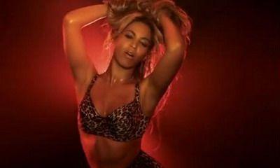 ASTA e cel mai nou clip BEYONCE! Cat de sexy este in lenjerie cu imprimeu de leopard! VIDEO