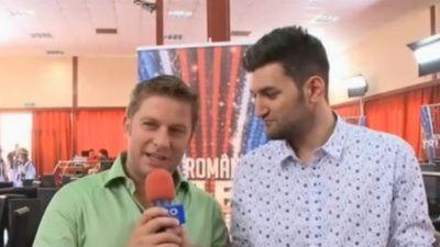Caravana  Romanii au talent  a ajuns la Timisoara.  Smiley si Bartos iti spun care este atmosfera. VIDEO