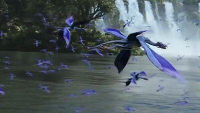Planeta Pandora din Avatar, atractie pentru parcurile tematice Disney! VIDEO