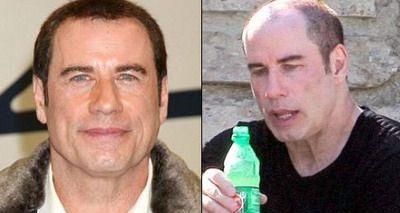 Cum se darama mitul unei super vedete: transfomarea ciudata a lui John Travolta