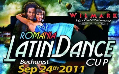 Wilmark aduce in Romania cea mai importanta competitie de dansuri latino -  Romania Latin Dance Cup !