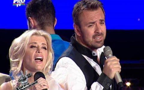 Asculta AICI  Don t stop me now  cantata de Loredana, Brenciu, Smiley si Moga la  Vocea Romaniei