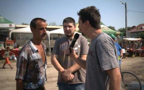 Cosmin Natanticu a fost  pradat  la balciul din Tandarei!