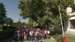 Flashmob Pariu cu viata