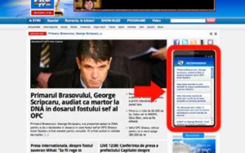 Site-ul stirileprotv.ro a fost relansat! Iti place noua interfata?
