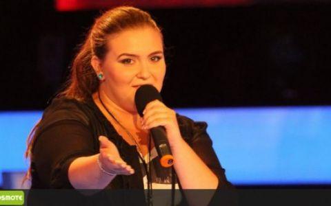 Oana Radu, concurenta la Vocea Romaniei:  Cea mai buna voce de acum este a lui Beyonce!