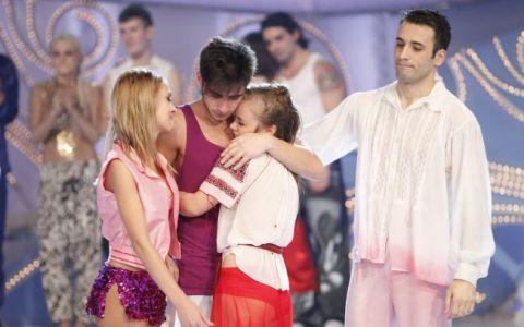 Daniel Nitoiu a slabit 3 kg, iar Andreea Ibacka se simte ca in armata la  Dansez pentru tine