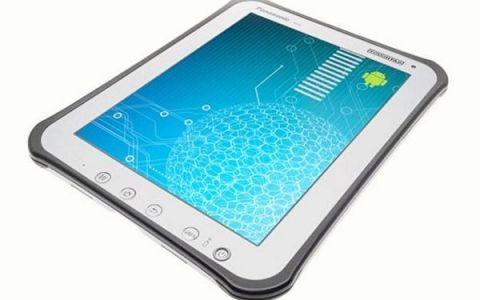 VIDEO Cea mai rezistenta tableta: Panasonic Toughpad FZ-A1. Vezi caracteristicile