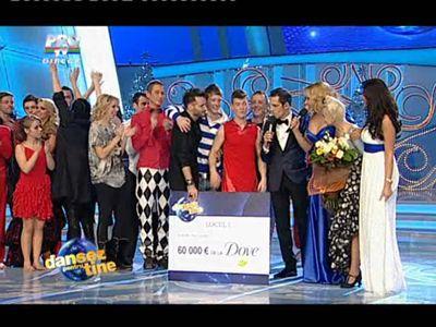 FINAL GRANDIOS la Dansez pentru tine. Afla cine sunt castigatorii celui de-al 12-lea sezon!