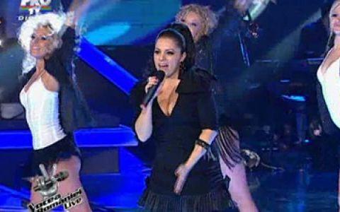 Irina Tanase a castigat  Respect  cu piesa lui Aretha Franklin! Vezi cat de impresionant a cantat