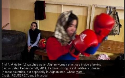 In tara lor, violenta impotriva femeilor este la ordinea zilei. Povestea surorilor afgane care vor sa castige aurul olimpic la box: