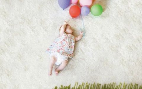 Fotografiile adorabile care te vor face sa zambesti! Uite cat de frumos viseaza bebelusii: FOTO