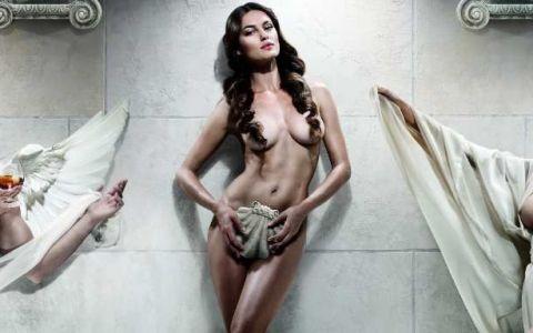 Catrinel Menghia, ZEITA NUD, pictorial pentru un nou calendar. 6 poze HOT