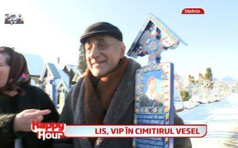 Fost-am mare pacanist, mi se spunea domnu rsquo; Lis . Viorel Lis, SINGURUL om in viata cu cruce VIP in cimitirul de la Sapanta. VIDEO
