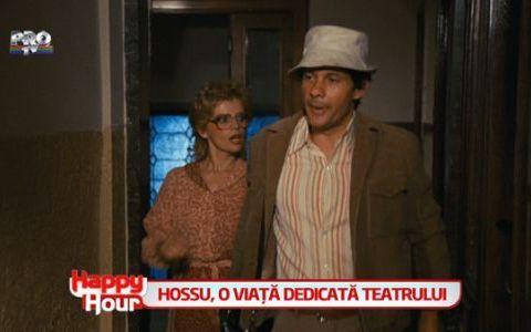 Emil Hossu, o viata dedicata teatrului