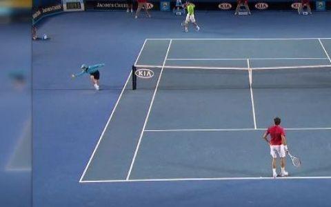Un copil de mingi i-a uimit pe Federer si Nadal: A reusit o super faza si a fost aplaudat de toti fanii!