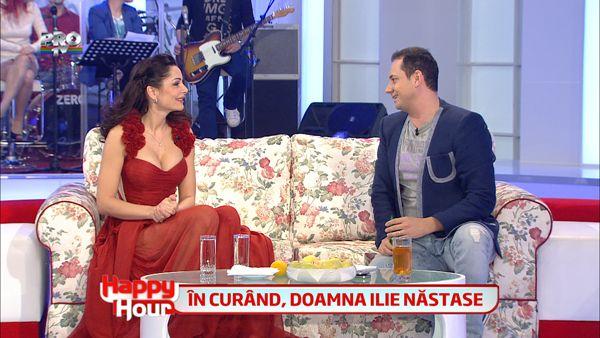 Brigitte Sfat, viitoare doamna Nastase: Ilie imi ofera mai multa siguranta