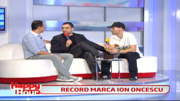 Ion Oncescu vrea sa puna la skandenberg 1000 de barbati pentru a intra in Cartea Recordurilor!