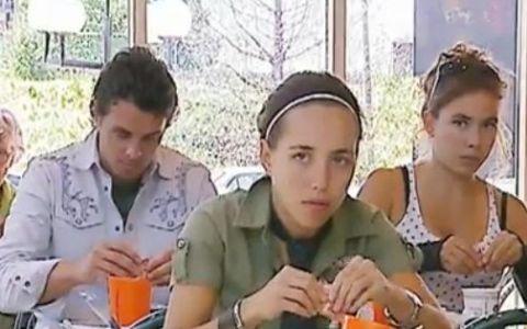 Le-a stat mancarea in gat! CEA MAI TARE FARSA facuta intr-un fast food: VIDEO