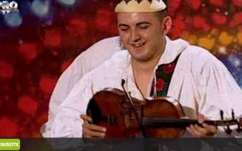 VIDEO / Cum a cantat Vasilica, ceterasul din Maramures. TOATE FEMEILE DIN SALA voiau sa-l ia acasa: