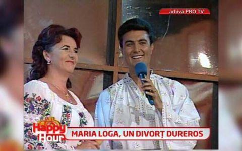 Maria Loga:  Tind sa cred ca sotul meu este un parsiv, un om fara suflet . Cum s-a razbunat pe el