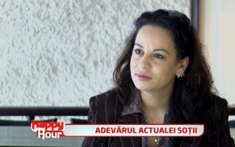 Veronica, sotia lui Constantin Magureanu:  Primeam mesaje de amenintare dupa ce Constantin s-a despartit de Maria Loga