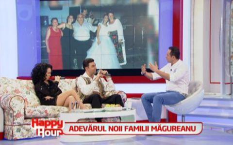 Constantin Magureanu:  Am mai avut inca o amanta cu doi ani inainte de a o intalni pe Veronica in timp ce eram cu Maria Loga!
