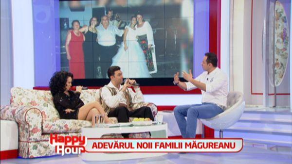 Este Valentin Zanfira fiul Mariei Loga din casatoria cu Constantin Magureanu? Afla acum din video