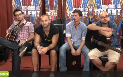 Au venit relaxati si au plecat victoriosi. 4 baieti cu un hobby au innebunit fetele din public la ROMANII AU TALENT