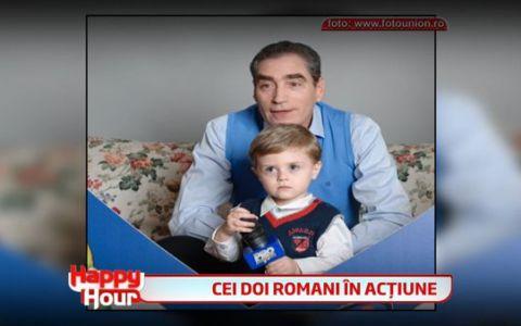 Vezi cat de bine seamana fiul lui Petre Roman cu acesta si cat de fericiti sunt impreuna!