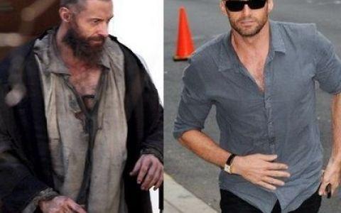 Hugh Jackman, cel mai dorit actor de la Hollywood, de nerecunoscut in rolul lui Jean Valjean. Vezi primele imagini
