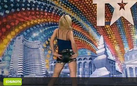 Dansul pe care l-a invatat din  videoclipe  nu i-a purtat noroc. Replica lui Andi Moisescu, GENIALA