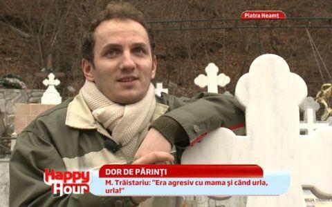 Mihai Traistariu vorbeste despre bataile pe care le lua mama sa si despre saracia in care a trait!