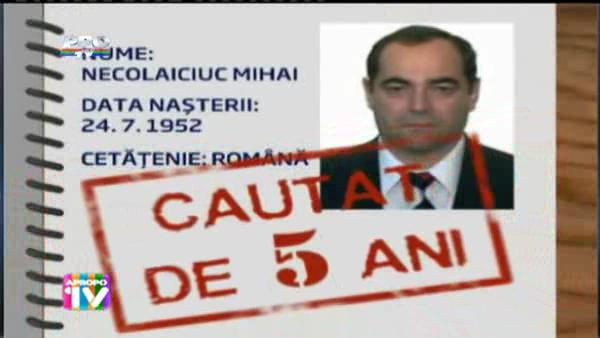 """Mihai Necolaiciuc: """"Tarul de la CFR"""""""