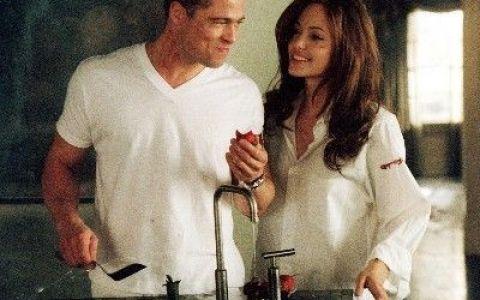 La 7 ani dupa  Domnul si doamna Smith , Angelina Jolie si Brad Pitt vor juca din nou impreuna intr-un film