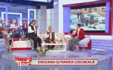 Au reusit sa il scoata din sarite pe Constantin Enceanu! Vezi ce farsa i-a facut Maruta si cum a reactionat artistul