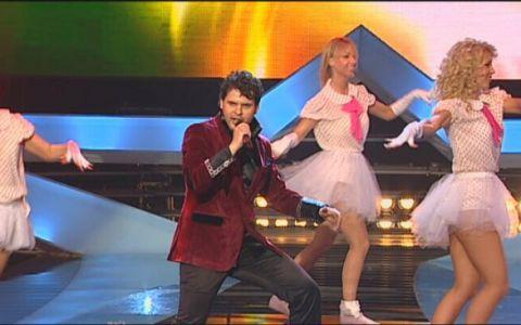 Traiasca regele! Concert extraordinar sustinut de  Elvis , la  Romanii au talent