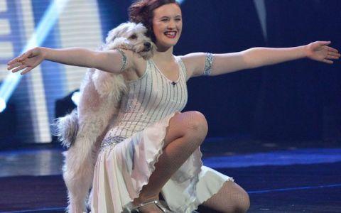 Castigatorul de la Britain s Got Talent, in pericol. Stapana lui Pudsey se teme sa nu ramana fara caine