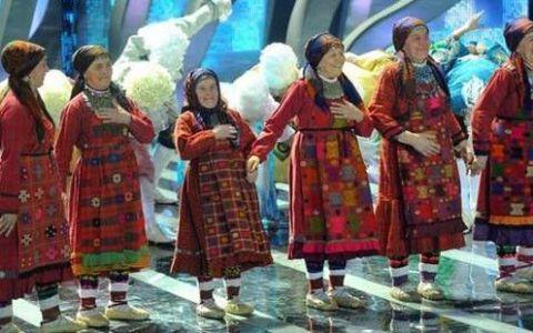 Eurovision 2012: Bunicutele din Rusia, printre favorite. Uite cum se pregatesc de show. VIDEO