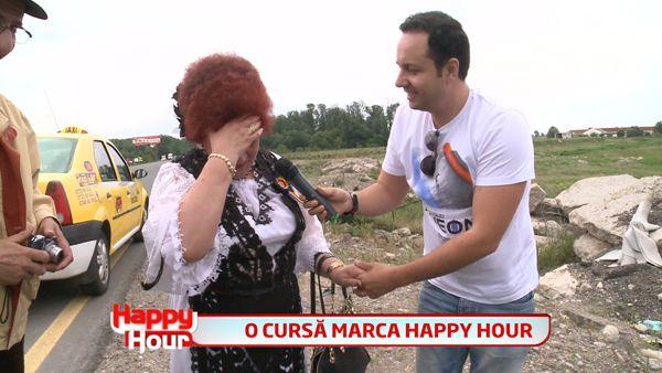 "Elena Merisoreanu, <span style=""color: rgb(255, 0, 0);"">in taxiul groazei:</span> ""Imi strici parul, dracu' sa te ia de taran!"" O cursa marca Happy Hour. VIDEO"