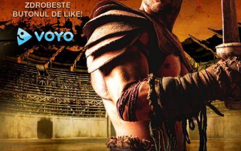Vrei sa devii un gladiator in cateva minute?