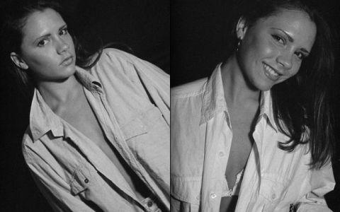 Victoria Beckham, pe vremea cand nu se temea sa zambeasca si nu avea nicio operatie estetica. Vezi cum arata la 18 ani:
