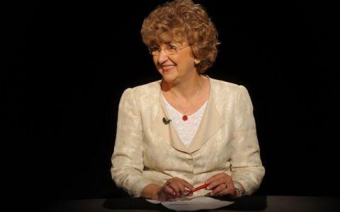 Mariana Gheorghe, managerul celei mai importante companii romanesti, OMV Petrom, la  Dupa 20 de ani