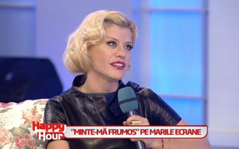 Diana Dumitrescu, Loredana si Iura Luncasu vorbesc despre filmul  Minte-ma frumos